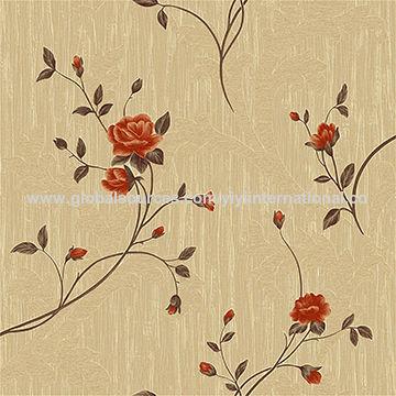 China Vinyl wallpaper from Changzhou Trading Company: Changzhou YiYi ...