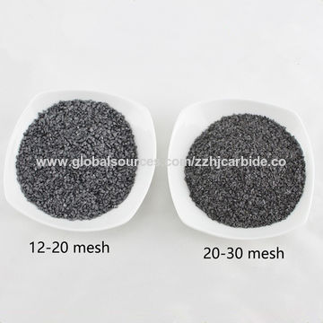 China Tungsten carbide scrap grits from Zhuzhou Wholesaler