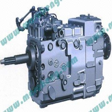 ZF Synchronizer Gearbox S6-120(QJ1206G)   Global Sources