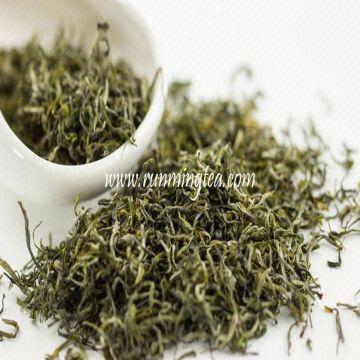 green tea capsule a) Wild-growing and handmade b) EU