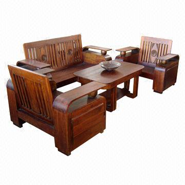Sofa Set Made Of Teak Wood Color By Request Oem And Odm Orders Are Welcome Global Sources