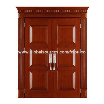 Interior PVC Wood Doors China Interior PVC Wood Doors
