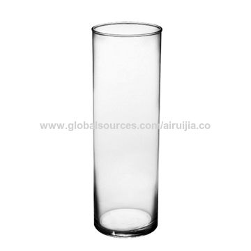 China Hot Selling Clear Cylinder Vases On Global Sources