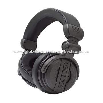 China Bluetooth Gaming Headset True Wireless Foldable On Global Sources