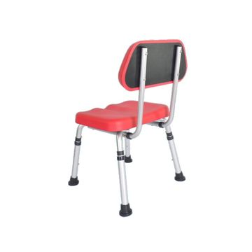Taiwan Shower Chair(RED)