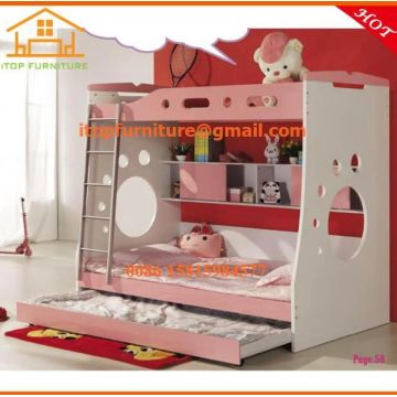 Toddler Triple Bunk Bed Kids Bedroom Furniture Global Sources