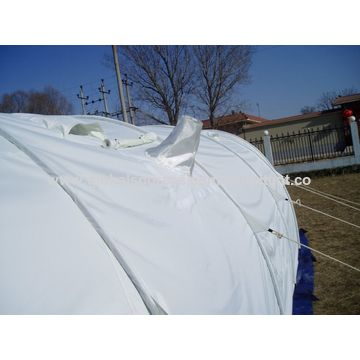 China High Quality Waterproof Double Layers Tunnel Tents