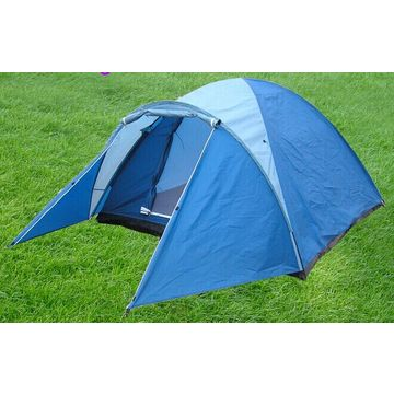 China 4 persons tent strong outdoor c&ing family tent high quality best price picnic  sc 1 st  Global Sources & 4 persons tent strong outdoor camping family tent high quality ...