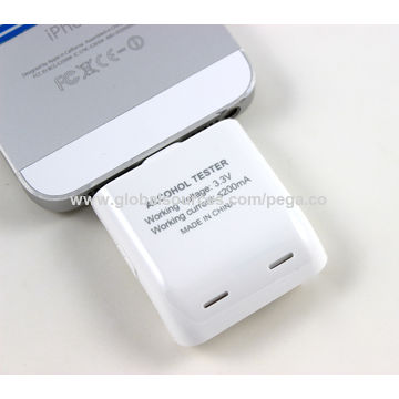 Backlight Alcohol Tester for iPhone 6 6s SE 5 5s 5c, iPad