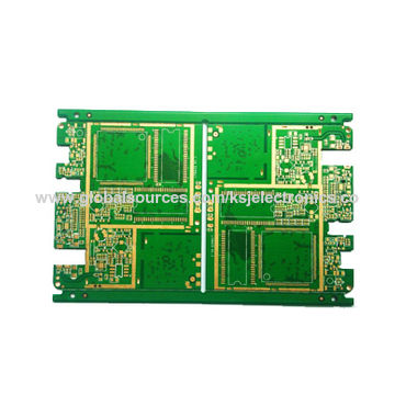China High frequency PCB circuit board for metal detector