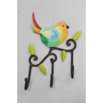 India Bird hook hanger