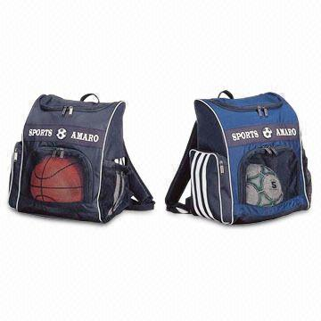 7729504753c4 Sports Backpacks with Side Mesh Pocket for Water-bottle