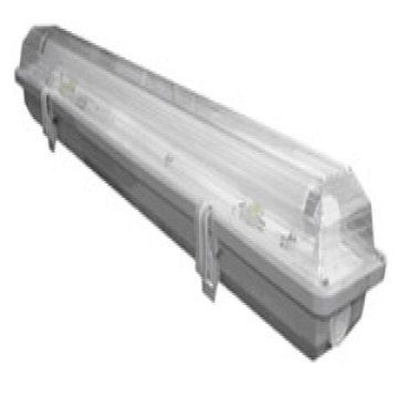 Water proof IP65 Lighting Fixture A series single tube 18w (T5/T8 ...