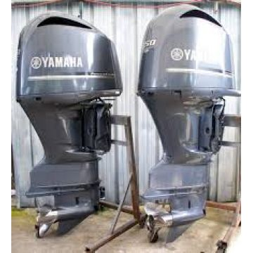 Sell Yamaha 300 Hp 4 Stroke Outboard Motor Engine Global
