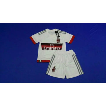 5be188695 ... China 2015 kids  soccer jerseys flexible with quality made of 100%  polyester microfiber fabric ...