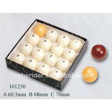 Billiard Table Accessories Billiard Ball Chinese Ball Chinese - Chinese pool table