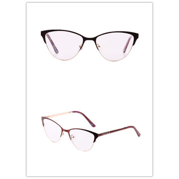 239bc64e140 ... China 2018 Latest Hot Sale Stainless Steel Eyeglass Frame High-quality Optical  Frames Glasses Cheap ...