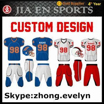 9c10e2086 China Latest american football jerseys designs all black custom sublimated  rugby jerseys camouflage ame