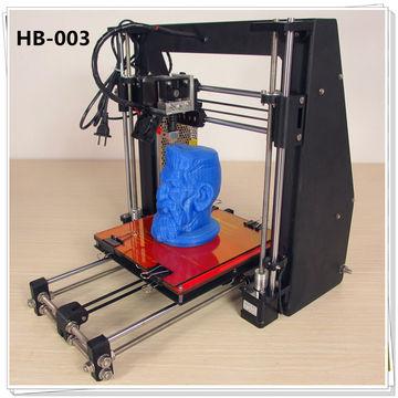 China Best Price Metal Frame 3d Printer Make Plastic Mould New Home Use 3d Printer