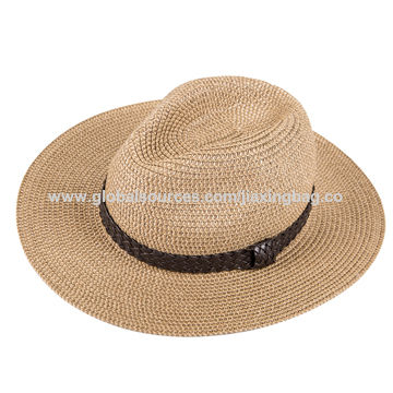 China 2017 new fashion wholesale men s straw hats on Global Sources 08a5963fb1b