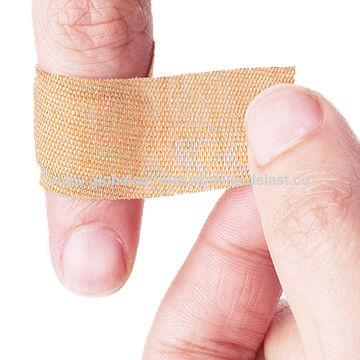 China Various Sizes Waterproof Elastic Wound Plaster Wound