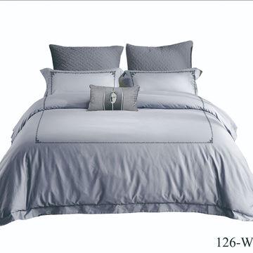 Piece Duvet Comforter Cover Shams, Designer Bedding Sets Grey