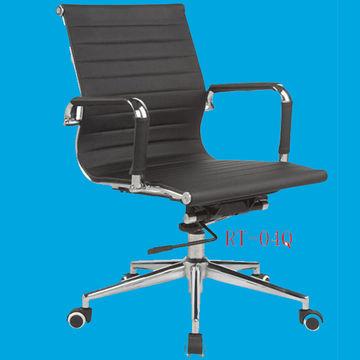 eames chair metal frame office chair,iron frame chair,rotation