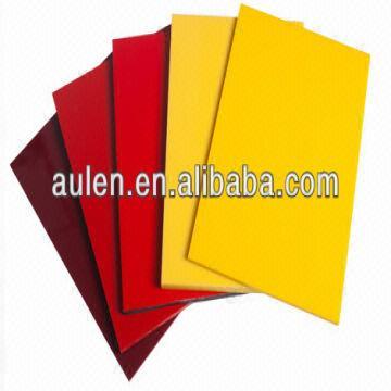 high glossy sheet