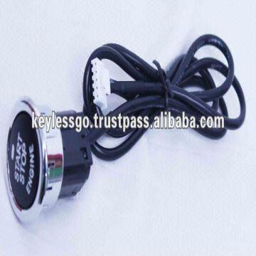 SmartMX car key,Car alarm- RFID Smart Key System with Engine