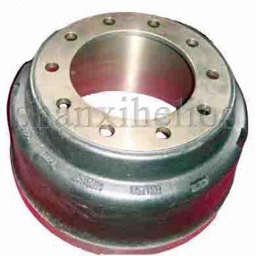 Brake Drum 1 Material: HT200,QT450 and others   2 Type:brake hub