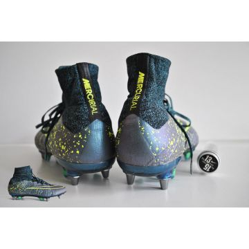 big sale 2aacc cd183 Nike Mercurial Superfly SG Pro Squadron Rugby UK9.5 Blue ...