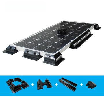 Solar Panel Mounting Bracket Kit, Mount Corner Boat Kit