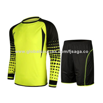 78a949e25a5 China Custom design goalkeeper jersey, OEM and ODM services welcome