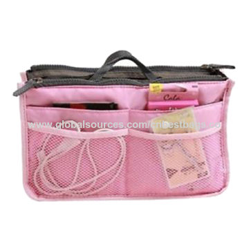 China New Women Multifunction Travel Cosmetic Makeup Bag Case Pouch Toiletry Organizer ...