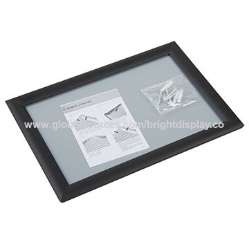 Snap frame size A0,A1,A2,A3,A4 for wall mounted for display ...