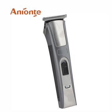 China Rechargeable DC motor hair trimmer