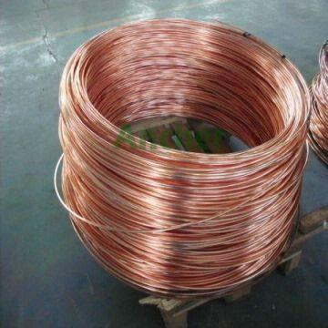 Copper Bonded Earthing Wire Copper Coated Steel Wire | Global Sources