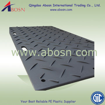 track mats ground mat product road plastic hdpe detail