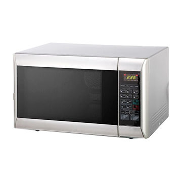 Hong Kong Sar 32l Stainless Steel Convection Microwave Oven With Grill