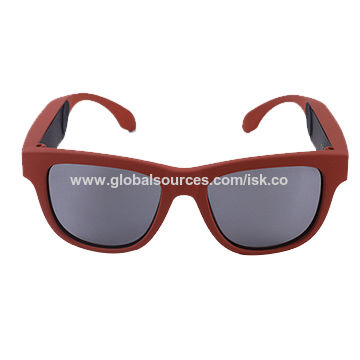 a79e9fab69c China Smart Touch Bluetooth Headphones Sunglasses with Built-in Bone  Conduction Speakers for Driver ...