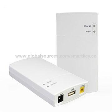 cc957deb9e4 China New Portable Mini DC UPS 12V For Telecom WiFi Router Security ...
