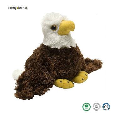 China Plush Eagle Stuffed Animal Toy From Dongguan Manufacturer