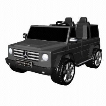 Malaysia 12v Black Mercedes Benz G Cl Battery Operated Ride On
