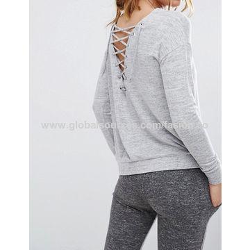 China Women's Jersey Pajama Tops