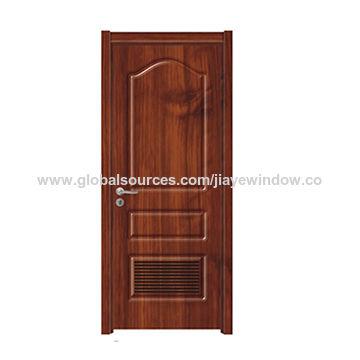 China Pvc Bathroom Door Pvc Exterior Door Pvc Kitchen Ca From