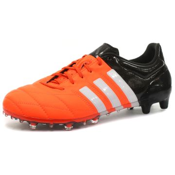 New adidas Ace 15.1 FGAG Leather Mens Football Boots ALL