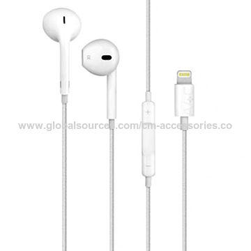 China Original For Apple Iphone 7 7 7plus 8 8 X Earpods Headphone Earphones Latest Model On Global Sources
