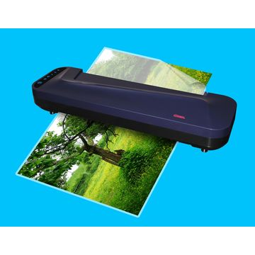China A3 4-roller Instant Ready High Speed Laminator