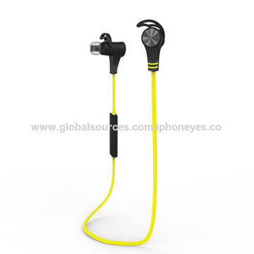 China Popular Wireless Bluetooth Earphones for Sports Noise Canceling Headphones