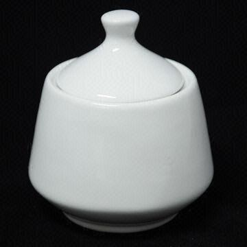 China Sugar Container Creamer Set Measuring 11 X 12cm
